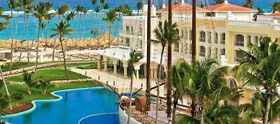 IBEROSTAR GRAND BAVARO PUNTA CANA ADULTS ONLY ALL INCLUSIVE VACATION 071720