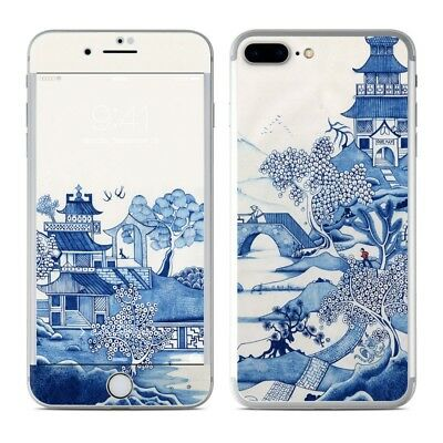 iPhone 7 Plus Skin - Blue Willow by Colin Thompson - Sticker Decal