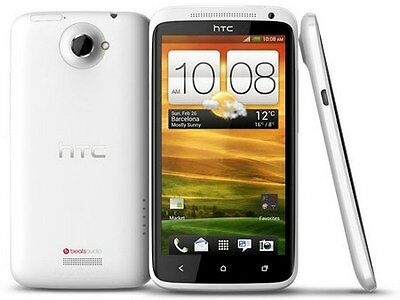 White HTC One X Dummy Sample Phone Non-working- Display Only