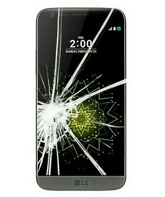 LG G5 Cracked Broken LCD Screen Full Replacement Repair Service
