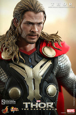 Hot Toys Thor The Dark World 16 Scale Figure 12 Sideshow Chris Hemsworth New