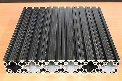 8020 Inc 2 x 2 Aluminum Extrusion 10 Series 2020 Black Mini Lot MINI-24 6pcs