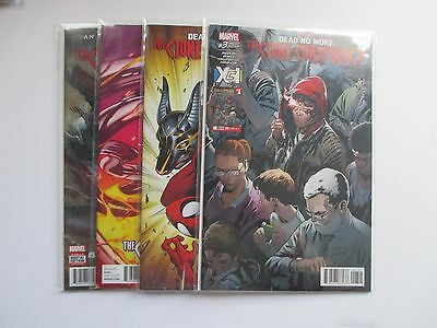 LOT OF 4 MARVEL SPIDER-MAN THE CLONE CONSPIRACY 3 VARIANTS XCI EXCLUSIVE