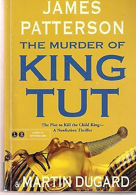 The Murder of King Tut by James Patterson True Crime Trade Paperback