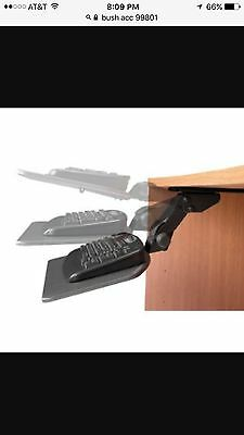 Articulating Keyboard Tray Accessory 24 58w x 22 14d