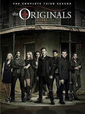 NEW The Originals The Complete Third Season DVD 2016 5-Disc Set sealed