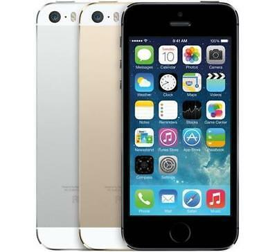 Apple iPhone 5S 163264 GB GSM Unlocked Smartphone Gold Gray Silver