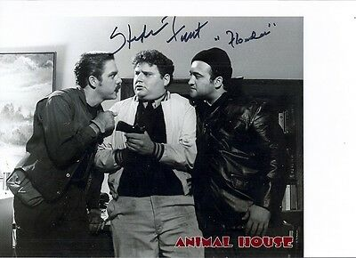 STEPHEN FURST ADDED FLOUNDER DECEASED SIGNED AUTOGRAPH 8X10 GLOSSY WITH-COARARE