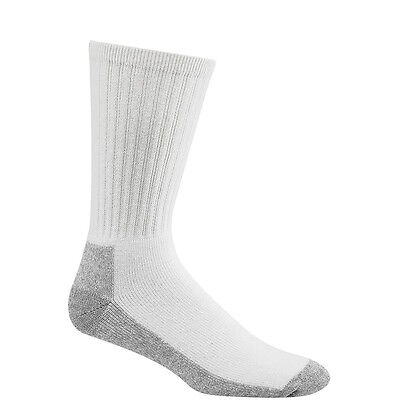 Wigwam At Work Mens Heavy Duty 86 Cotton Crew Socks 3 Pack