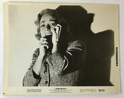 1960 PSYCHO vintage movie 8x10 photograph  VERA MILES