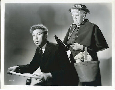 The Runaway Bus original 8x10 photo Frankie Howerd Margaret Rutherford