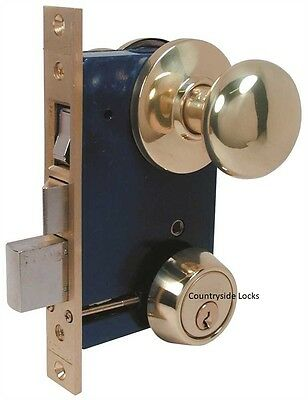 Countryside Mortise Lock Fits Marks 22 AC  Mortise Lock For Ornamental Gate Door