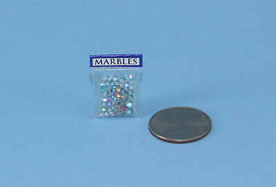 FABULOUS 112 Scale Dollhouse Miniature Bag of Loose Marbles HCX92