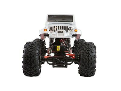 Baseltek NXC 4WD RC Rock Crawler Car RTR 110 Brushed Motor Electric Offroad