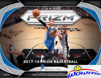 201718 Panini PRIZM Basketball HUGE 24 Pack Retail Box-AUTOGRAPH-12 PRIZM