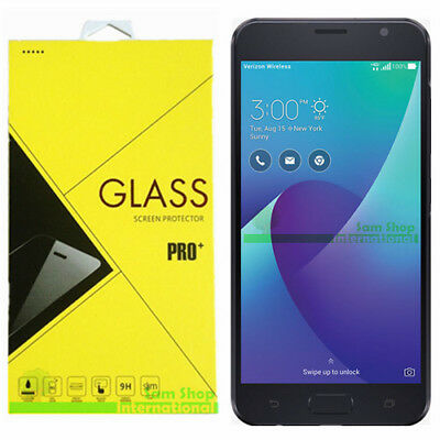 Premium Tempered Glass Screen Protector For ASUS ZenFone V Live