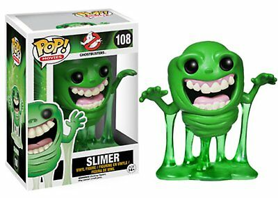 Funko Pop Movies Ghostbusters Slimer Vinyl Action Figure Collectible Toy 3-75