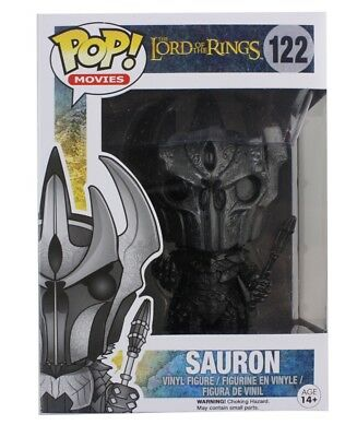 Funko Pop Movies The Lord of the Rings - Sauron Vinyl Figure Item 4580