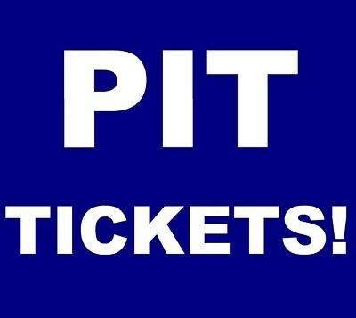 Judas Priest tickets Los Angeles Microsoft Theater L-A- 422  PIT
