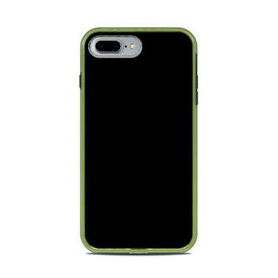 Skin for LifeProof SLAM iPhone 7Plus8Plus - Solid Black - Sticker Decal