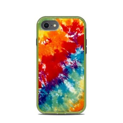 Skin for LifeProof SLAM iPhone 78 - Tie Dyed - Sticker Decal