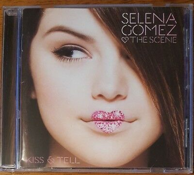 Selena Gomez - the Scene - Kiss - Tell - CD - Buy 1 Item Get 1 to 4 at 50 Off