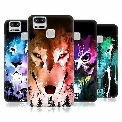 HEAD CASE DESIGNS ABSTRACT SAFARI HARD BACK CASE FOR ASUS ZENFONE PHONES
