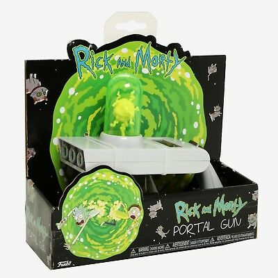 Funko Rick and Morty Portal Gun Toy Item No- 22958