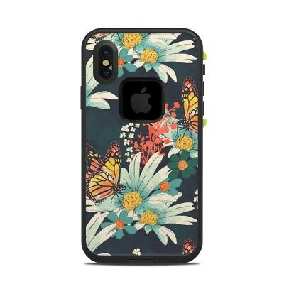 Skin for LifeProof FRE iPhone X - Monarch Grove - Sticker Decal
