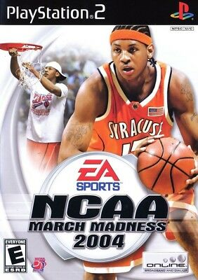 NCAA March Madness 2004 - Playstation 2 Game Complete