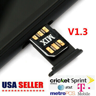 iPhone Unlock Sim Turbo Card for iPhone 11 Pro Max XS X 8 7 6S 6 Plus iOS 13 Lot