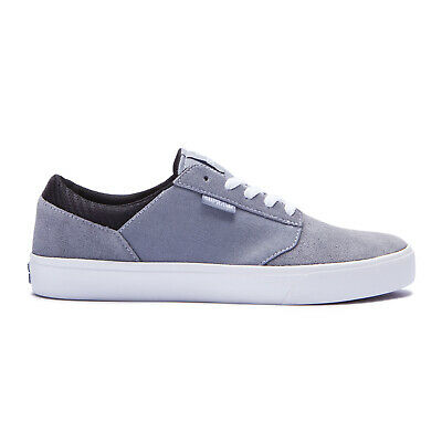 Supra Skateboard Shoes Yorek Low Grey-White