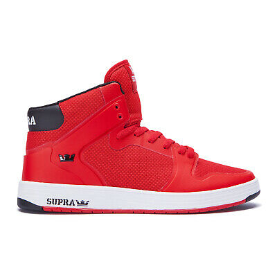 Supra Skateboard Shoes Vaider 2-0 Red-White