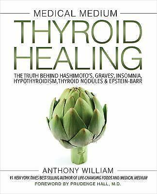 Medical Medium Thyroid Healing  The Truth Behind Hashimotos Graves Insomnia