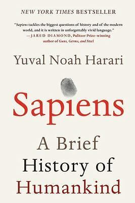 Sapiens  A Brief History of Humankind 2015 Hardcover