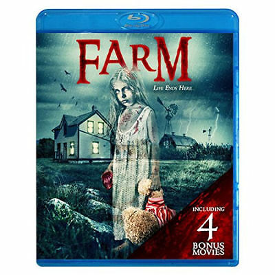 Farm 4 Films Mothers Day MassacreDeadfall TrailPuppet MasterMemory Blu-ray