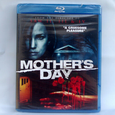 Mothers Day Blu-ray Movie 2010 Rebecca De Mornay J- King Horror Thrillier Drama