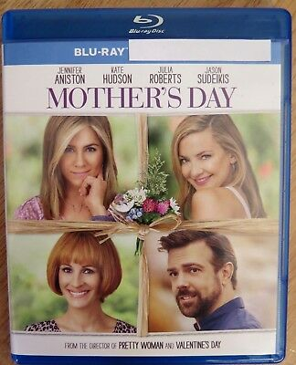 Mothers Day Blu-Ray Movie Disc Case it came in and Artwork