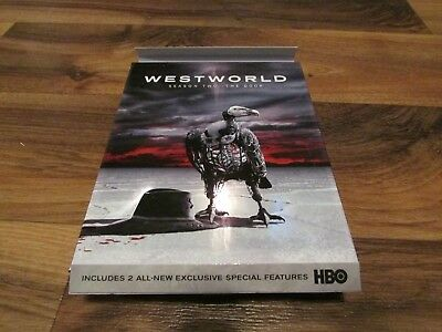 Westworld Season Two 2 The Door Blu Ray No Digital Excellent Condition