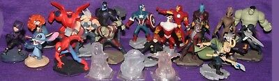 DIsney Infinity 2-0 Marvel Originals Figures You Pick Free Ship Buy 4 get 1 Free