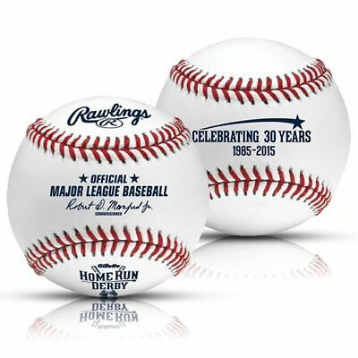 Rawlings ROMLBHR15 2015 All-Star Game Home Run Derby Baseball Official MLB ROMLB