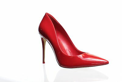 ALDO Womens Stessy Red Pumps Size 8 223198
