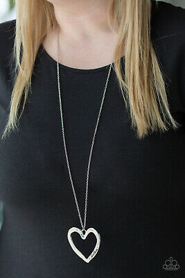 Paparazzi Necklace A Mothers Love - Silver RARE Mothers Day Year round