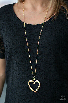 Paparazzi Necklace A Mothers Love - Gold New Release Mothers Day RARE
