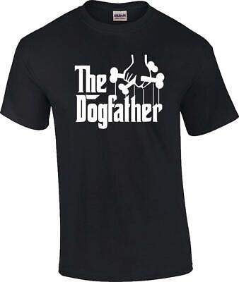 The DogFather T-Shirt Dog Bones Movie Parody Funnny Fathers Day Tee