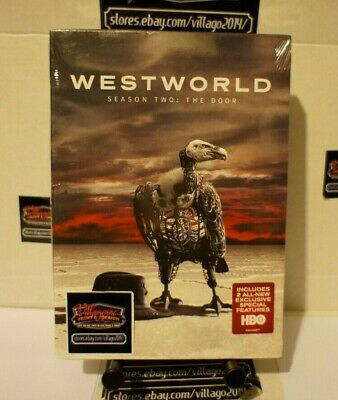 Westworld - Season Two The Door NEW DVD FREE SHIPPING