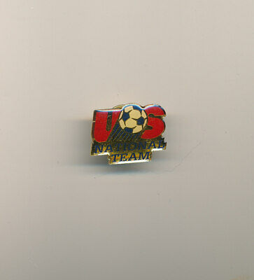 US National Team Small Logo World Cup Soccer Football Pin