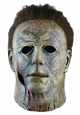 Trick Or Treat Studios Halloween 2018 Michael Myers Bloody Variant Deluxe Mask