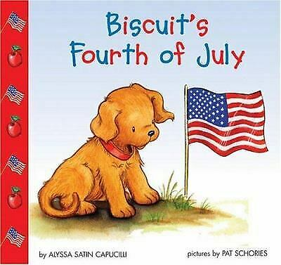 Biscuits Fourth of July by Alyssa Satin Capucilli