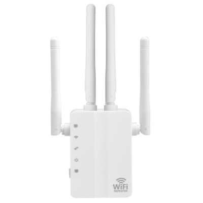 InkLink AC1200 WIFI Repeater2-4G-5G 1200mbps Router- Wireless Range Extender